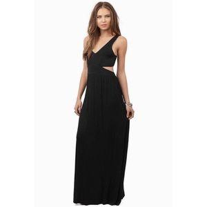 Tobi Black Formal Dress